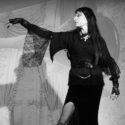 Daniella Traub as Morticia Addams, 5 to 15 min poses.