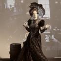 Debra Haden as Adler, 5 to 15 min poses.
