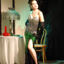 Debra Haden in our Ziegfeld Follies theme, 5 to 15 min poses.