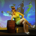 Debra Haden as Tinker Bell, 5 to 15 min poses.