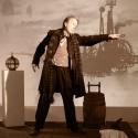 John Mackey as the Time Travler, 5 to 15 min poses.