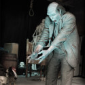 Jonnathon Cripple as Young Frankentein's Monster, 5 to 15 min poses.