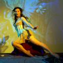 Sara Streeter as Froud Fairy, 5 to 15 min poses.