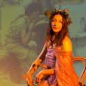 Sara Streeter in our Pre Raphaelite theme, 3 hour long pose.