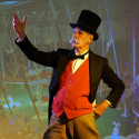 Steve Jacobsen as the Circus Ringmaster, 5 to 15 min poses.